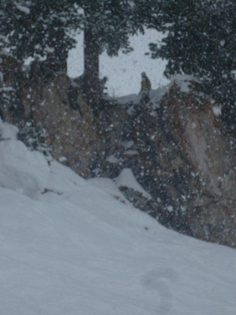 It's snowing in Marioland!
