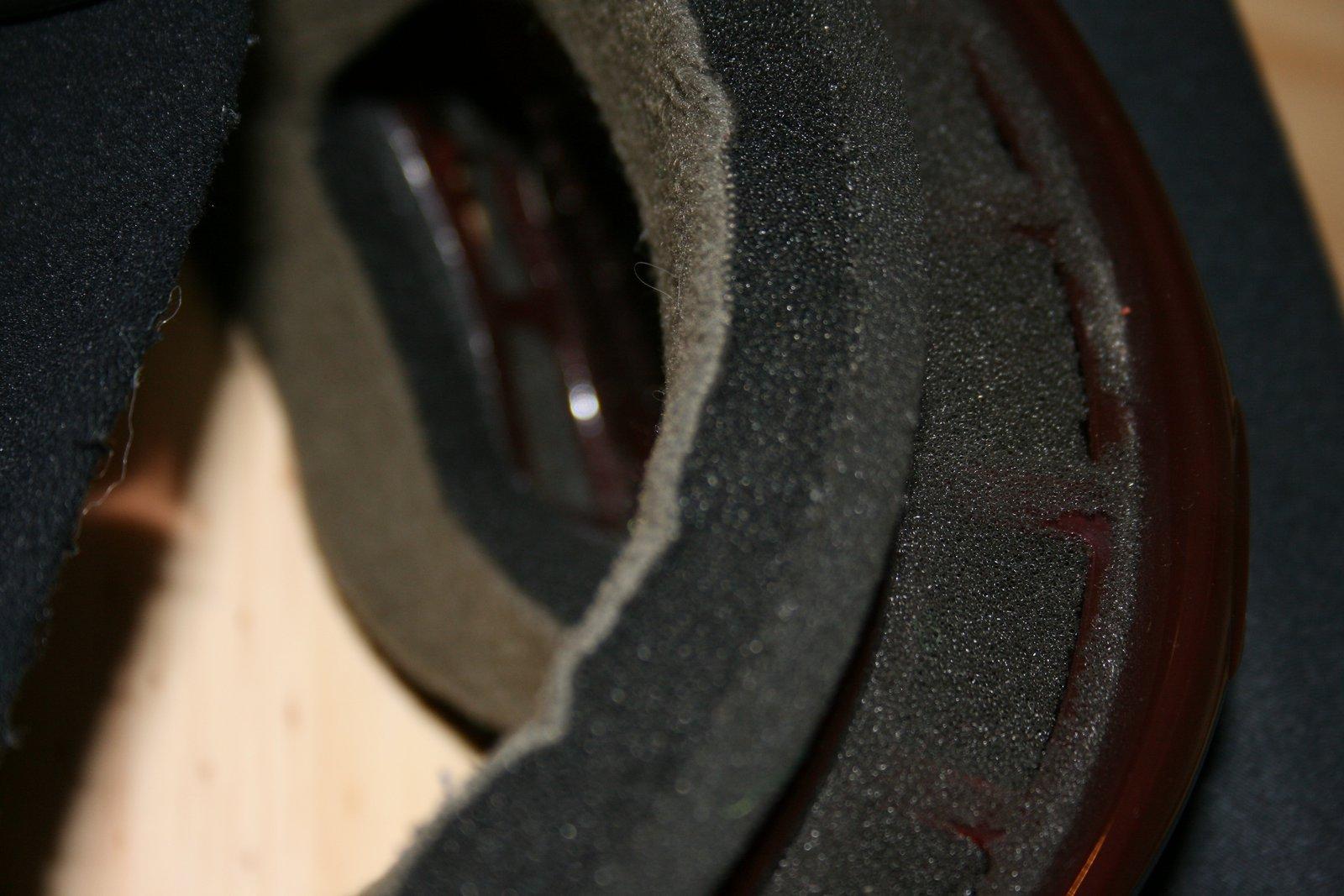 Goggle Closeup
