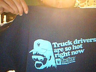 Faction t-shirt!!!