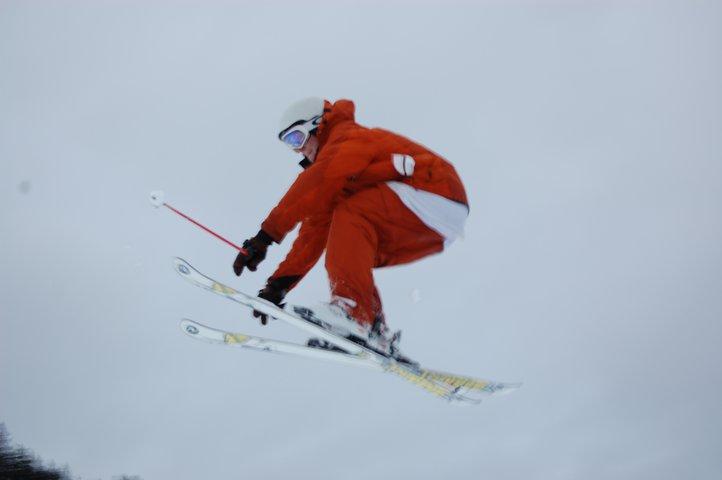 Alyeska jumps