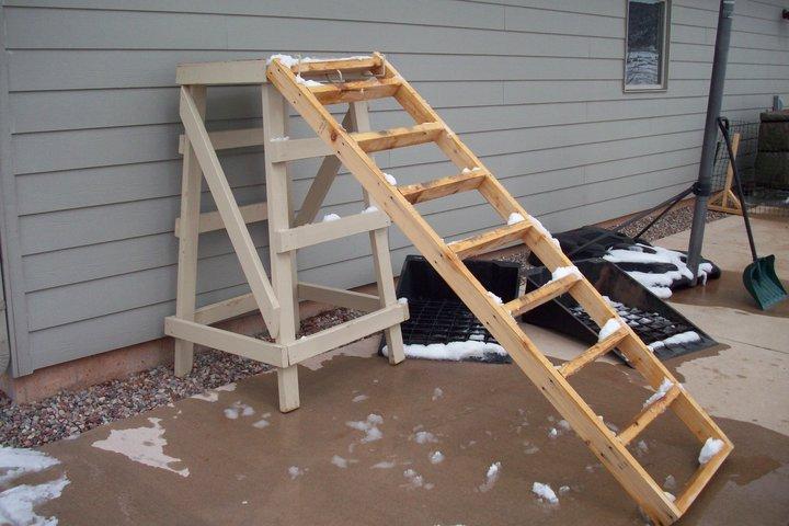 Drop in ramp