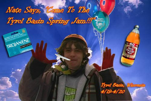 Tyrol Basin Spring Jam 08