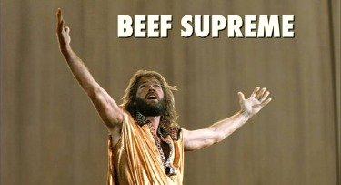 Beef Supreme.