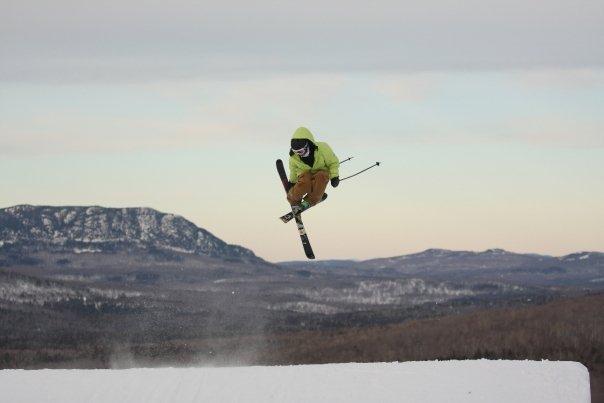 Airhill shot