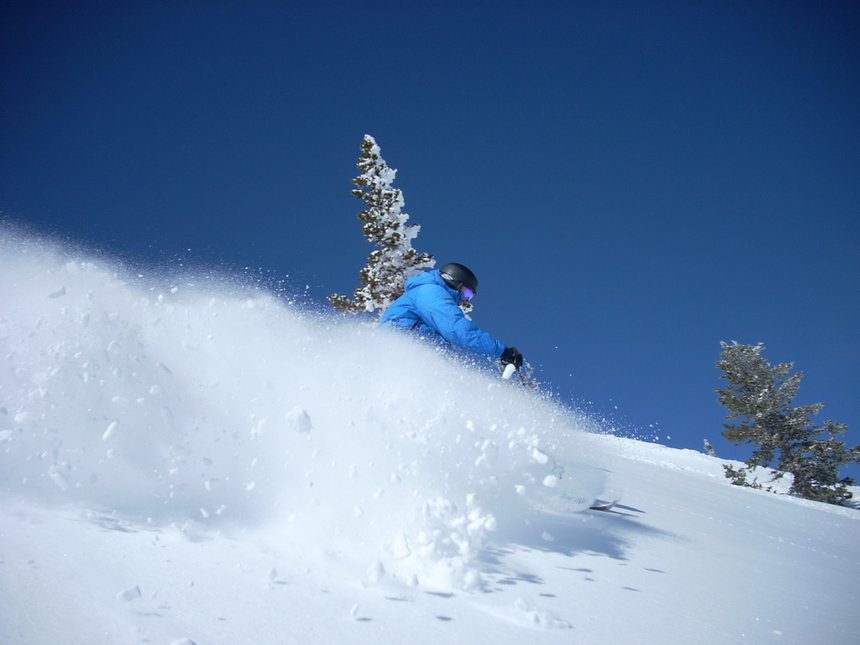 Powder and Powder Mountain