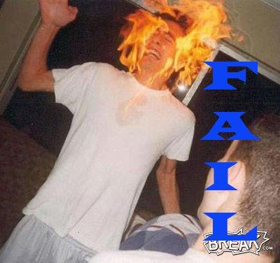 Hot fail