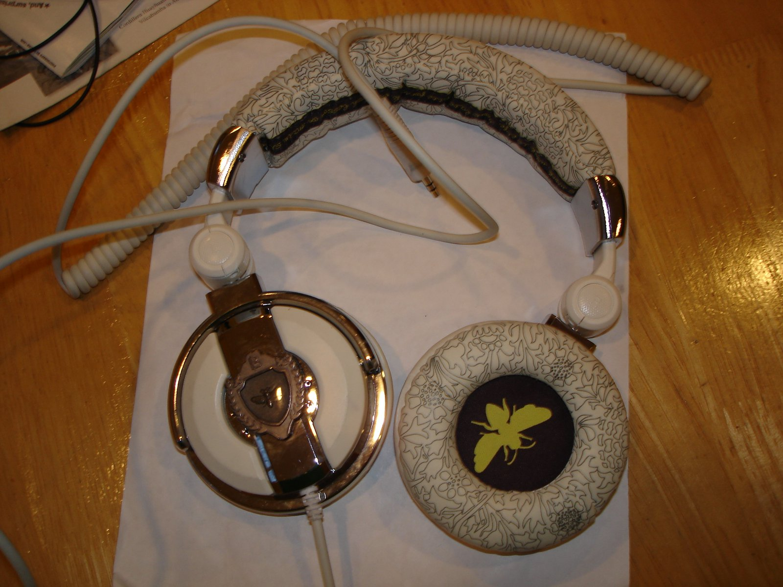 Burton headphones