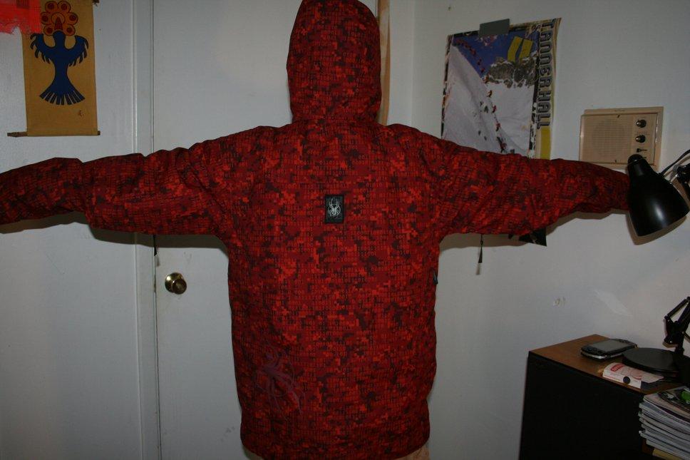 SPyder venom jacket