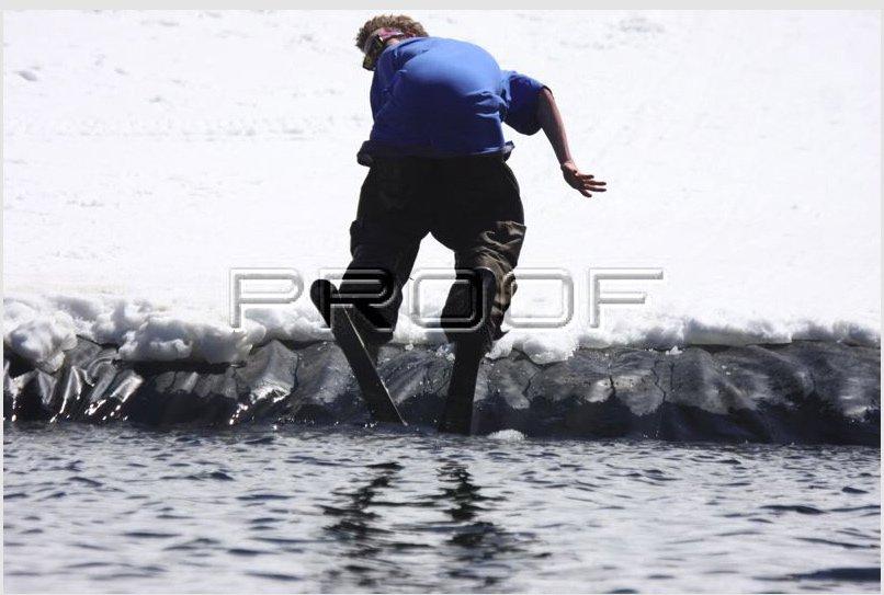 Switch Pond Skim