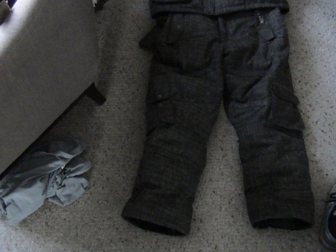Cook pants