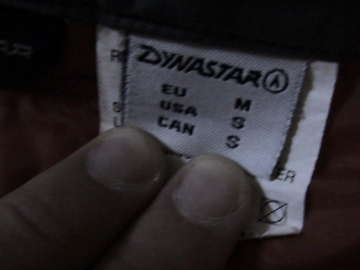Size small dynastar pants