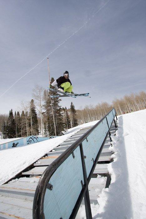 Slide rails?