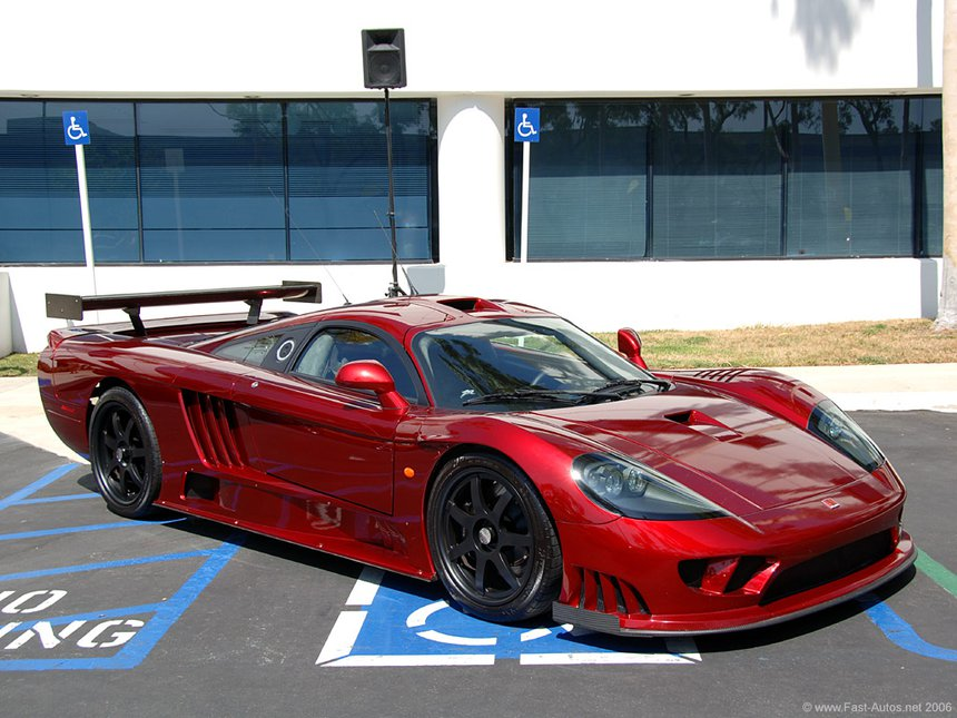 Saleen dream car