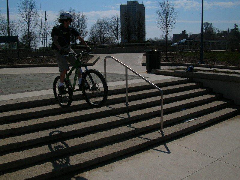 Stair gap