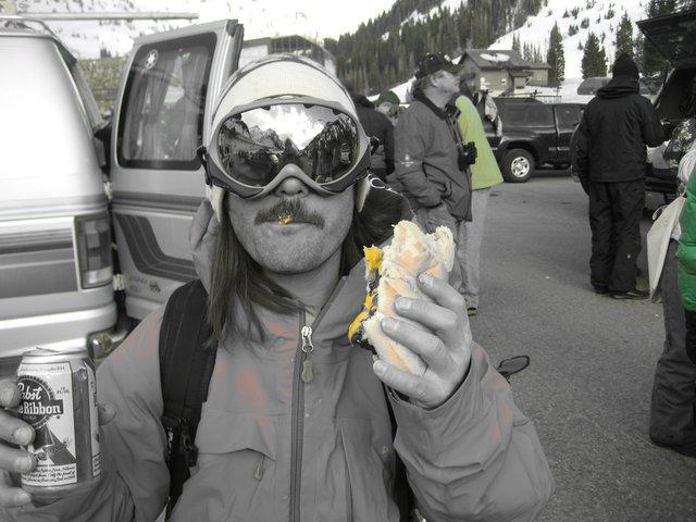 Scotty VerMerris - Mustard Mustache