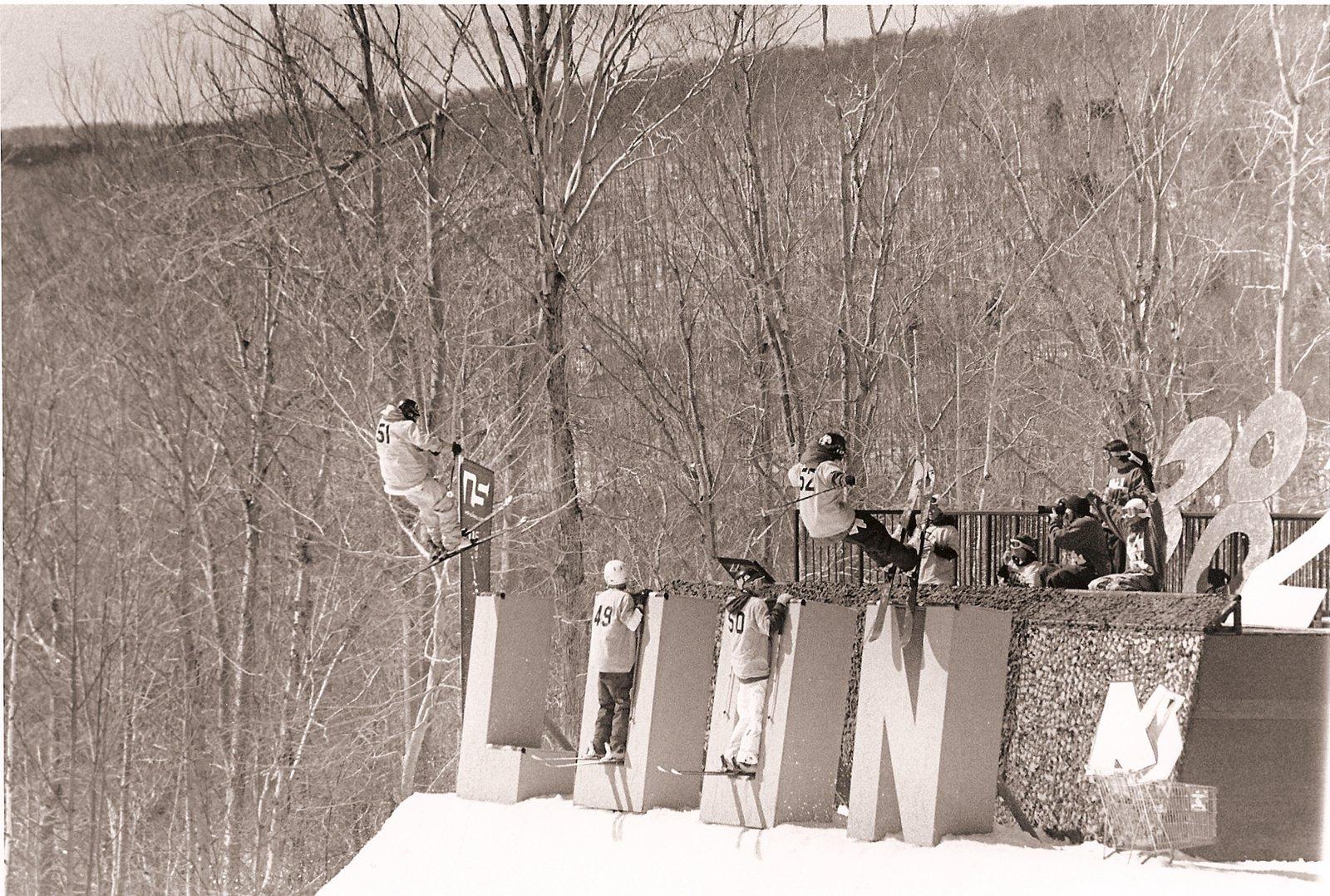 Battle my crew - ski block