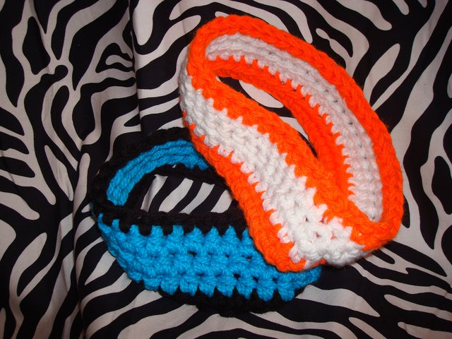 Headbands Together