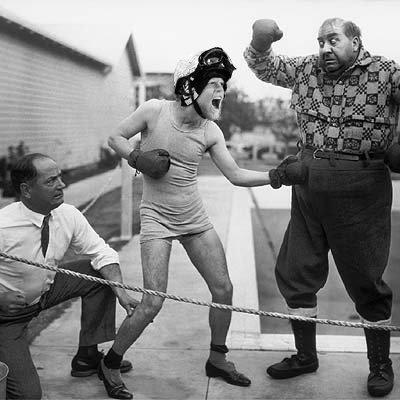 Tanner boxer