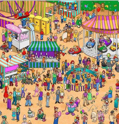 Find Tanner in theis