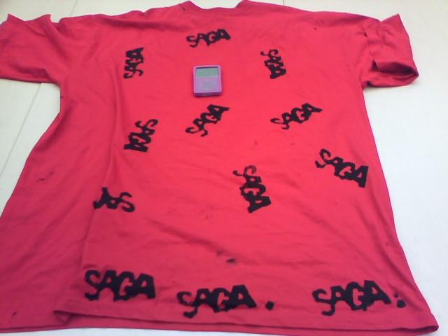 SAGA 6xl tee shirt that i made