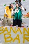 Banana bar...  european open