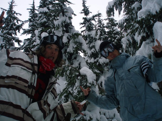 Kevin Todd and Craig Lamond