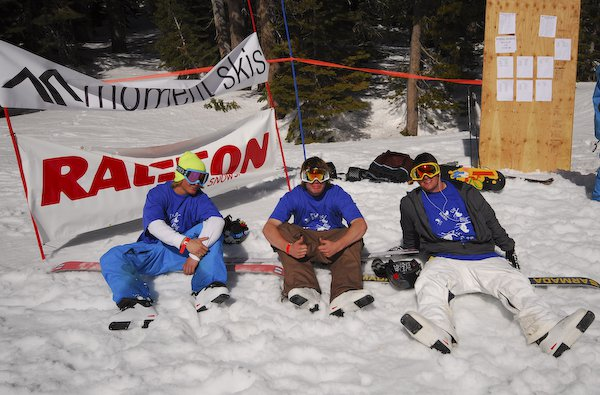Buckle up slopestyle jam