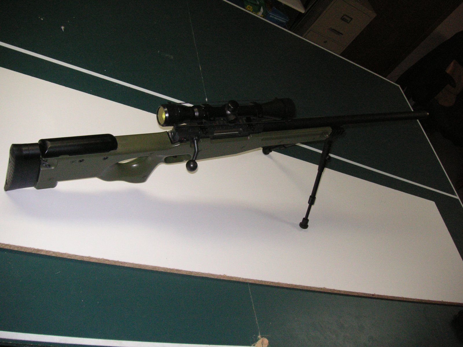 Airsoft sniper WELL L96