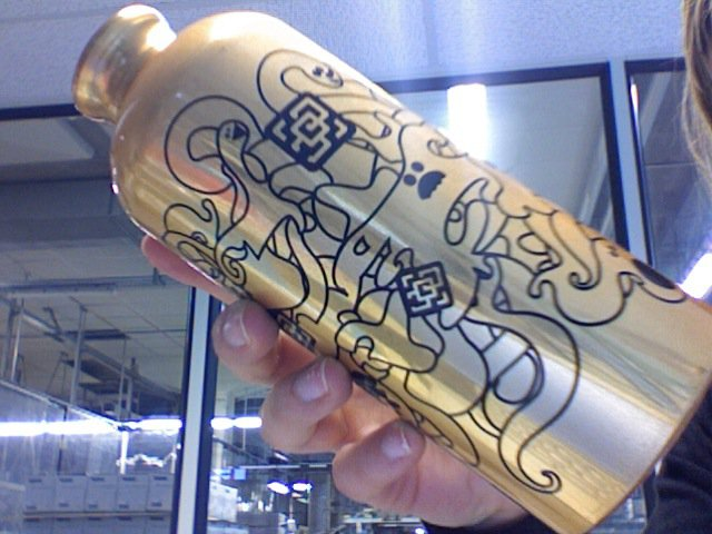 Cuustom Camp Water Bottle from SIGG
