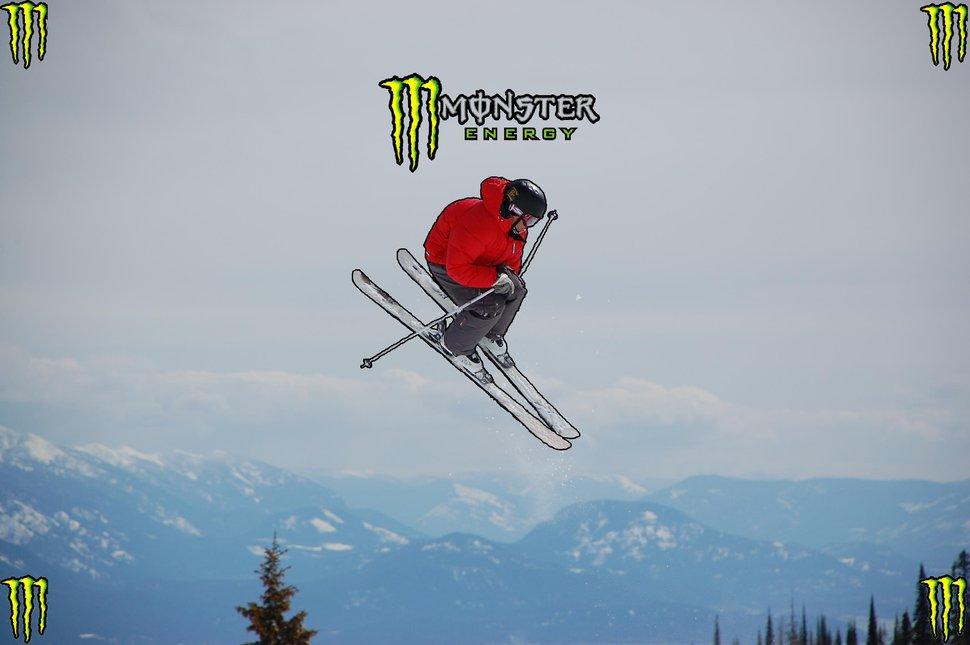 Monster Skier