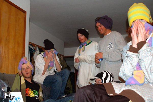 NS scarfs... or scarves?!?