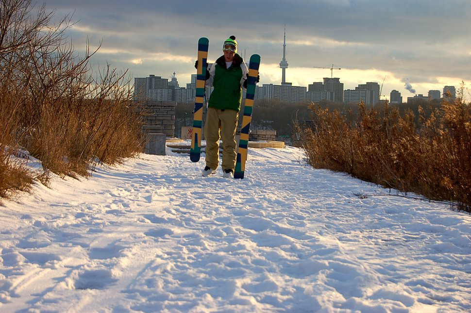 Jibbing Toronto