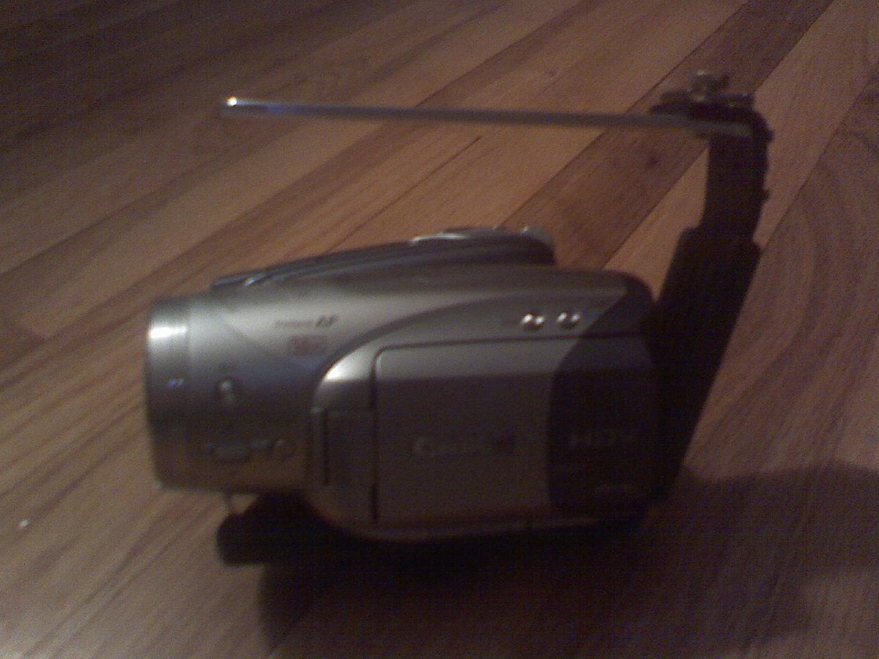 Home-made follow cam handle
