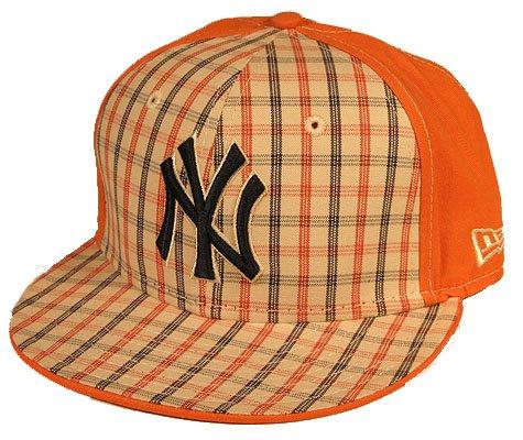 Creamsicle Hat