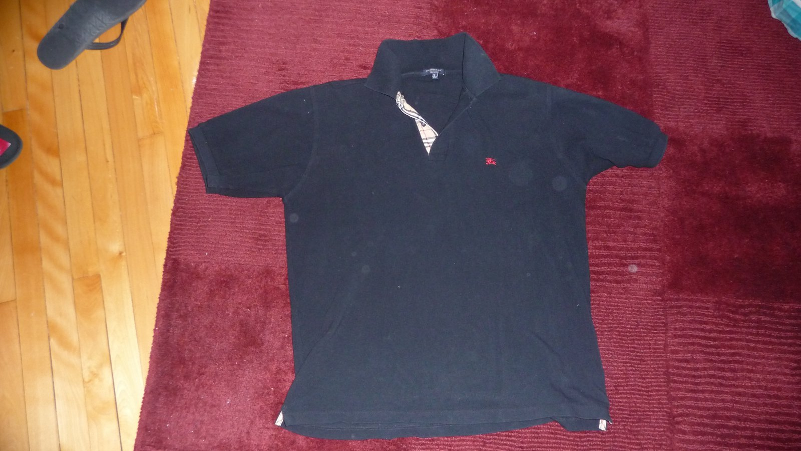 Burberry polo (legit)
