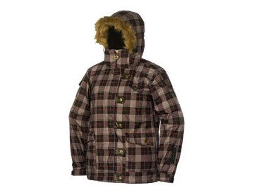 Women's Lush Avery Plaid Jacket