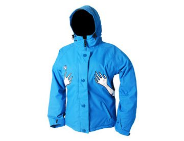 Women's B4BC Jacket (front)
