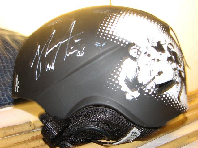 SW hi-fi autographed 1