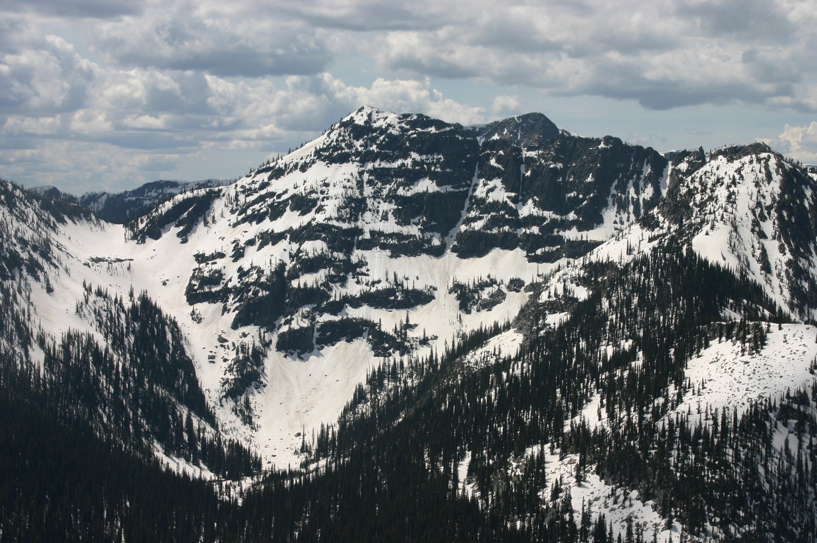 Kootenay Pass, B.C Backcountry
