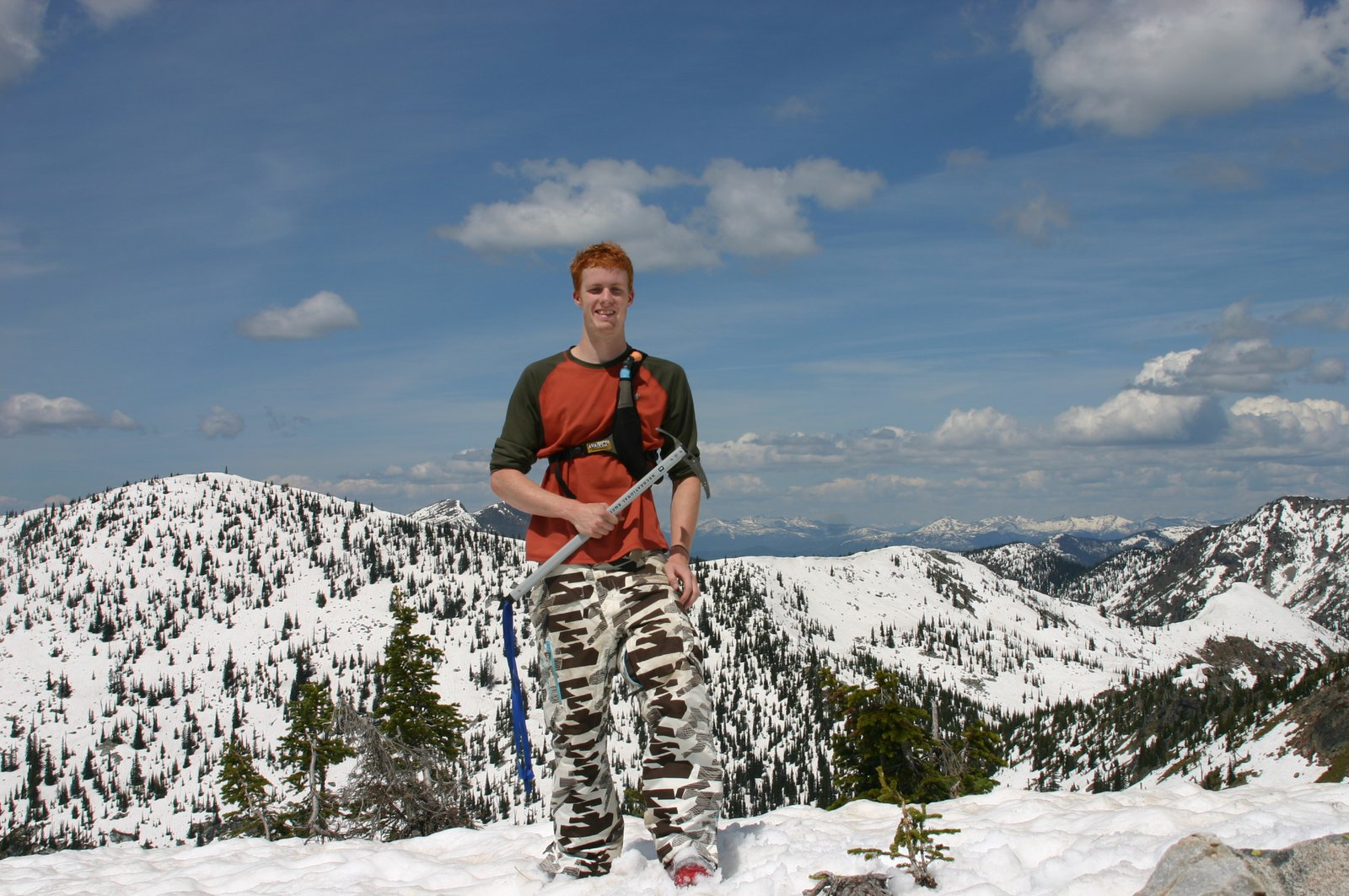 Kootenay Pass, B.C Ski Mountaineering