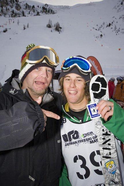 Patrick & Skye @ Austrian Open 08'