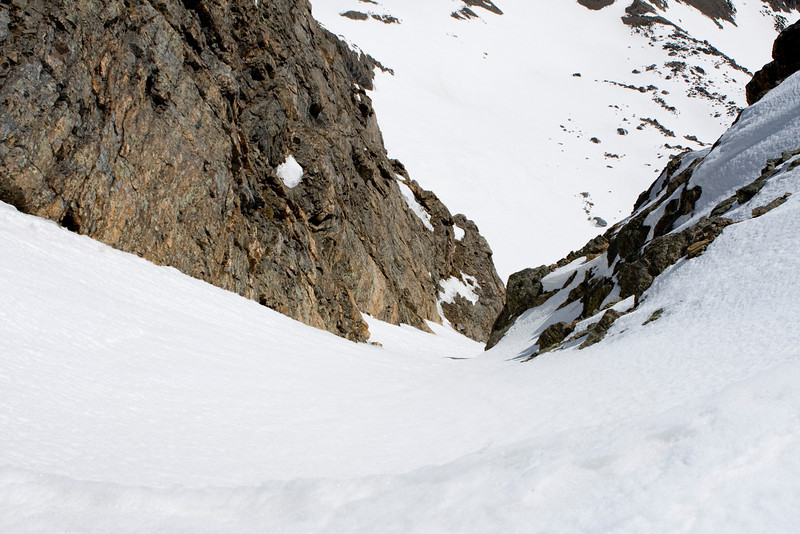 Shooting Star Couloir