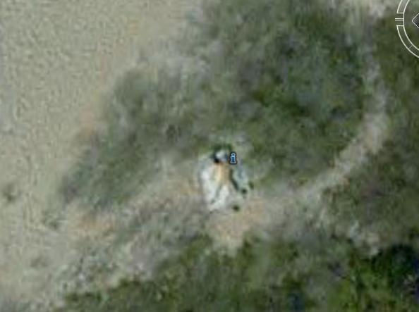Naked Google Earth