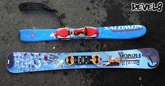 Blade vs Board