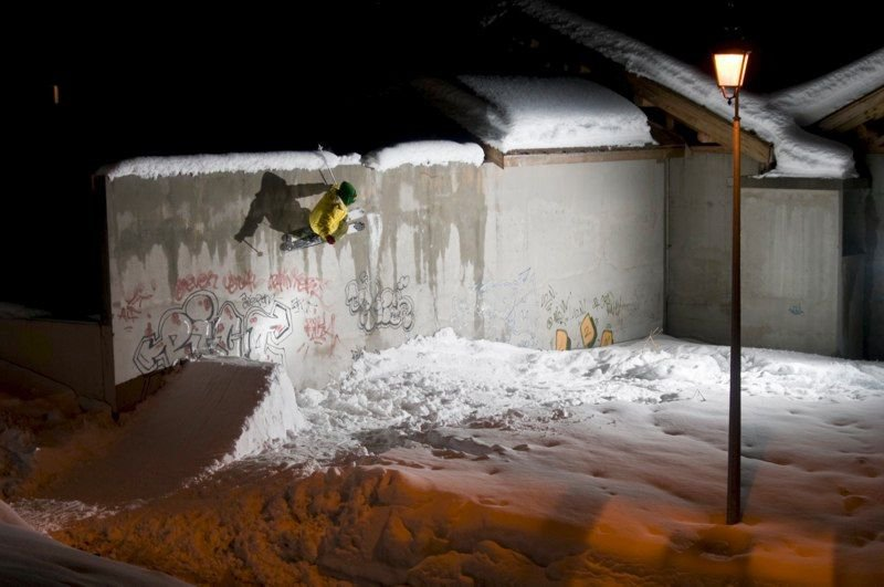 Leo Taillefer steezy wall pt3