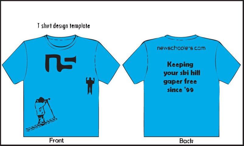 Shirt design contest