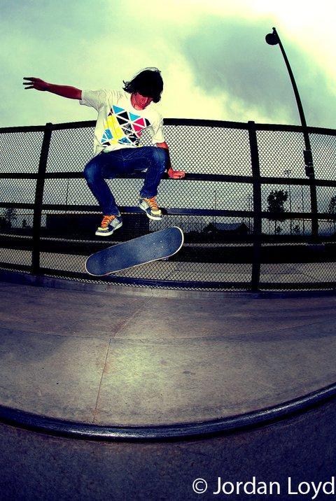 Kick Flip It.