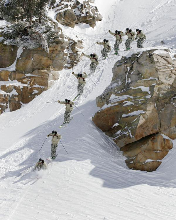Cliff  Drop Sequence
