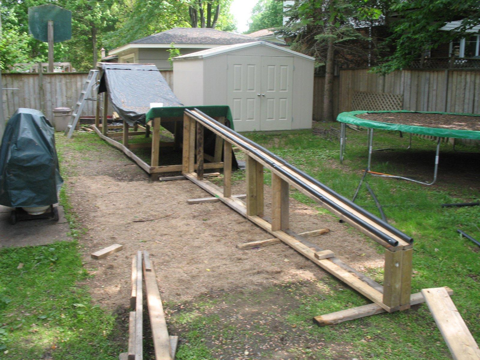Summer Setup, almost finnished