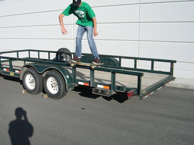 Grindin some trailer